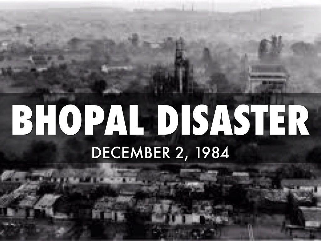 bhopal gas tragedy railway station master